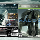 Halo 3 Platinum Edition Box Art Cover