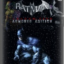 Batman arkhan city Armored edition Box Art Cover