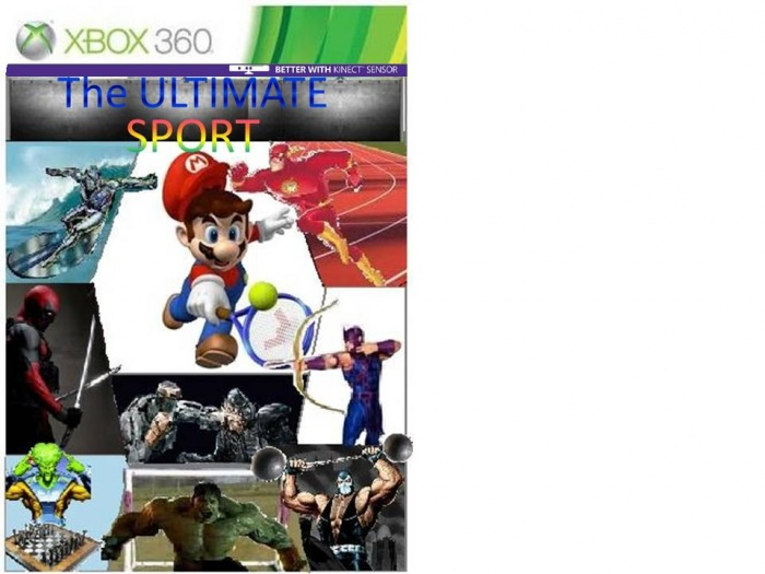 the ultimate sport box art cover