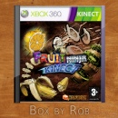 Fruit Ninja Kinect Box Art Cover