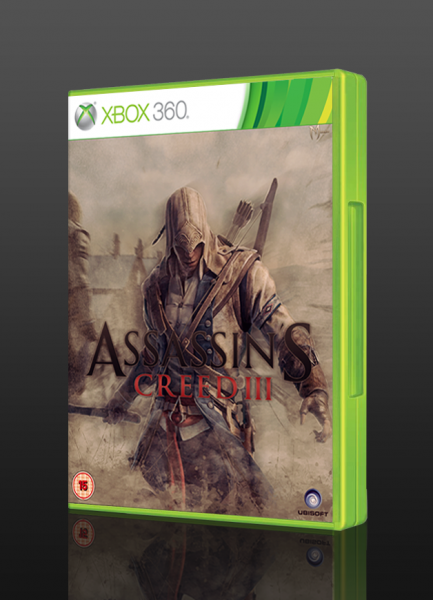 Assassin's Creed 3 box cover