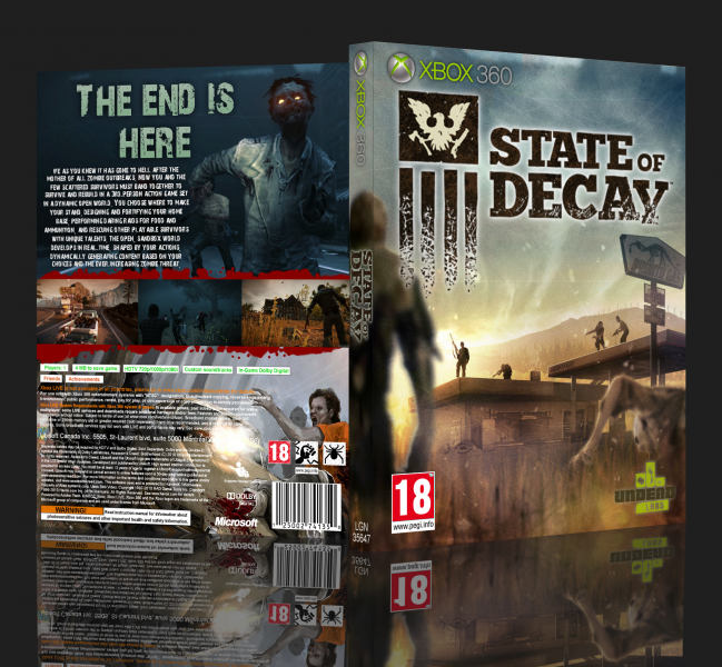 state of decay 2 how to join other game pc