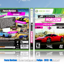 Forza Horizon Box Art Cover