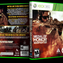 Medal of Honor: Warfighter Box Art Cover