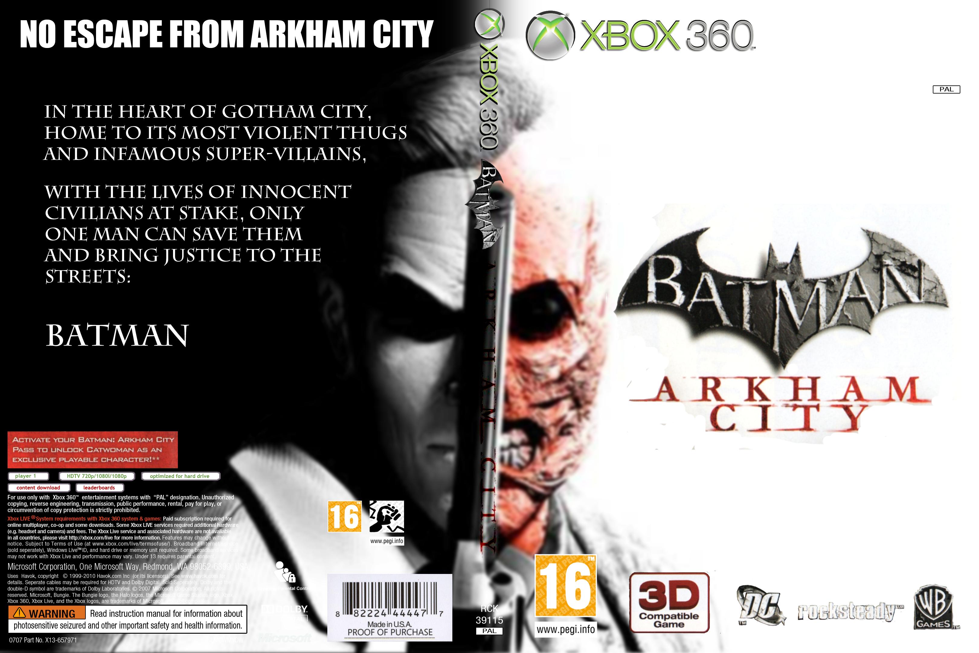 Download Free Batman Arkham City Proper Crack