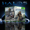 Halo 5 Box Art Cover