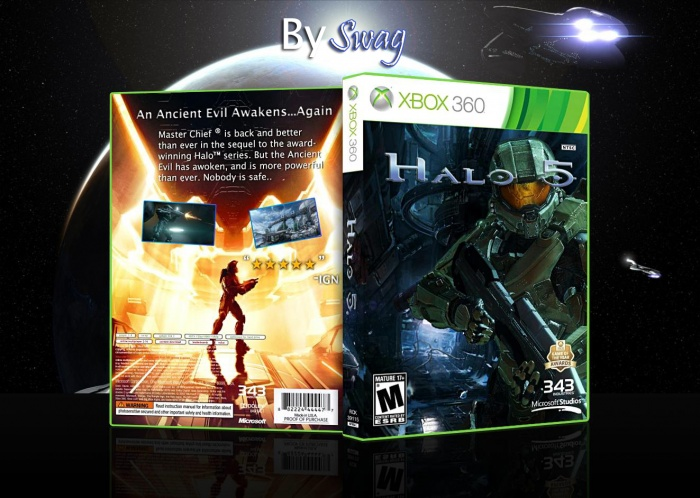 console with custom Halo sound effects Xbox One Limited Edition Halo 5 ...