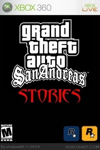 Petition · Completely Re-master Grand Theft Auto III ... |Grand Theft Auto San Andreas Stories