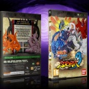 Naruto Shippuden Ultimate Ninja Storm 3 Box Art Cover