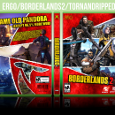 Borderlands 2 Box Art Cover