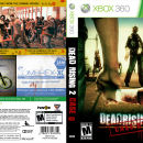 Dead Rising 2 Case Zero (Alternative) Box Art Cover