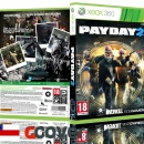 Payday 2 Box Art Cover