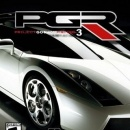 Project Gotham Racing 3 Box Art Cover