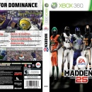 MADDEN 25 Box Art Cover