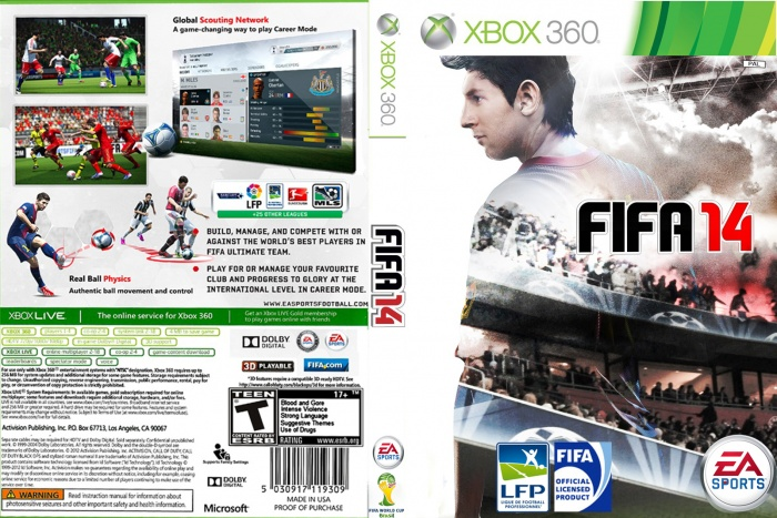 Deals on fifa 14 xbox 360 / friendlys ice cream cake coupon 2018.