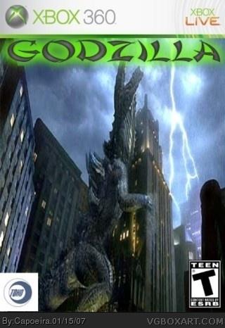 godzilla game xbox one