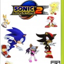 Sonic Adventure 2 HD Box Art Cover