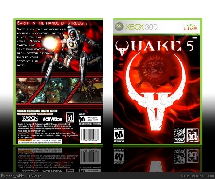 6025 quake 5 5 Games That Desperately Need Sequels