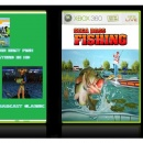 Sega bass fishing HD Box Art Cover