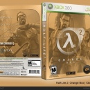 Half-Life 2: Orange Box Box Art Cover