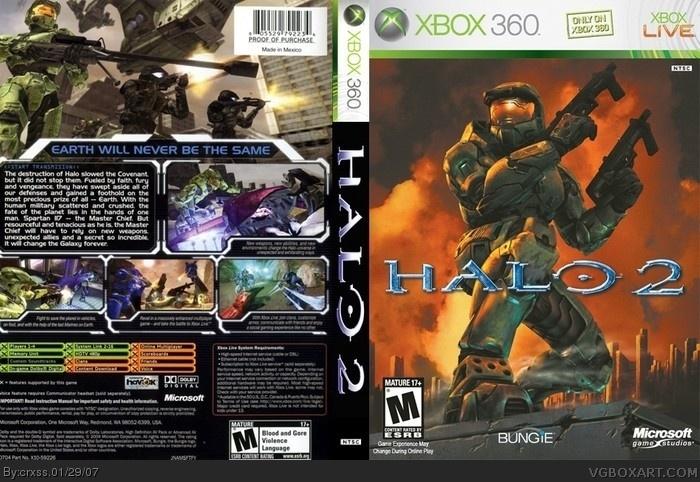 Xbox 360 Case Template