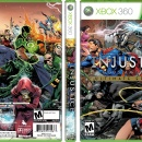 Injustice Gods Among Us: Ultimate Edition Box Art Cover