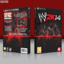WWE 2K14 Box Art Cover