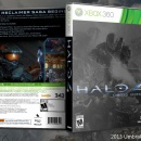 Halo 4 Limited Edition Box Art Cover