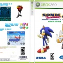 Sonic the hedgehog 4 ll mobile edition HD Box Art Cover