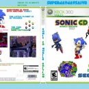 Sonic CD Mobile Edition HD Box Art Cover