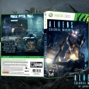Aliens: Colonial Marines Box Art Cover