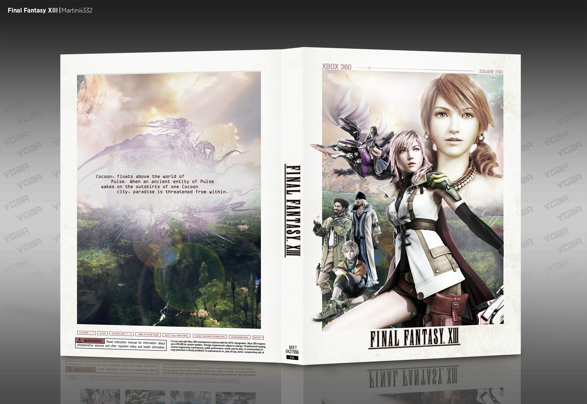 Final Fantasy XIII PC |OT| Lightning must not be forgotten