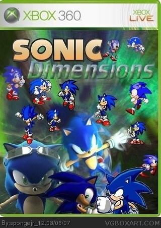 скачать Sonic Dimensions через торрент - фото 7
