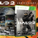 Halo 2: Anniversary Box Art Cover