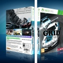 grid auto sport Box Art Cover