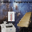Stairfax: Temperatures Box Art Cover