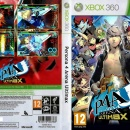 Persona 4 Arena: Ultimax Box Art Cover