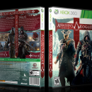 Assassins Creed: Rogue Box Art Cover