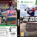 Tony Hawk's Pro Skater 5 Box Art Cover
