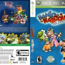 Banjo Kazooie: Nuts and Bolts Box Art Cover
