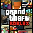 Grand Theft Roblox Box Art Cover