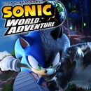Sonic World Adventure Box Art Cover