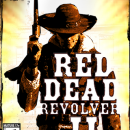 Red Dead Revolver II Box Art Cover