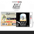 Kid Icarus Uprising Nintendo 3DS Bundle Box Art Cover