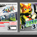 Star Fox 64 3D Box Art Cover