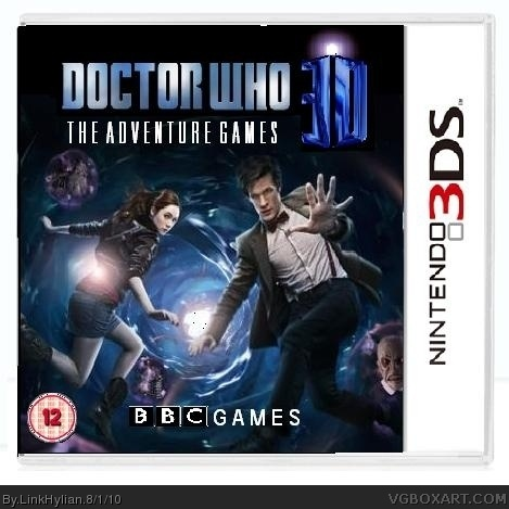 doctor who game pc