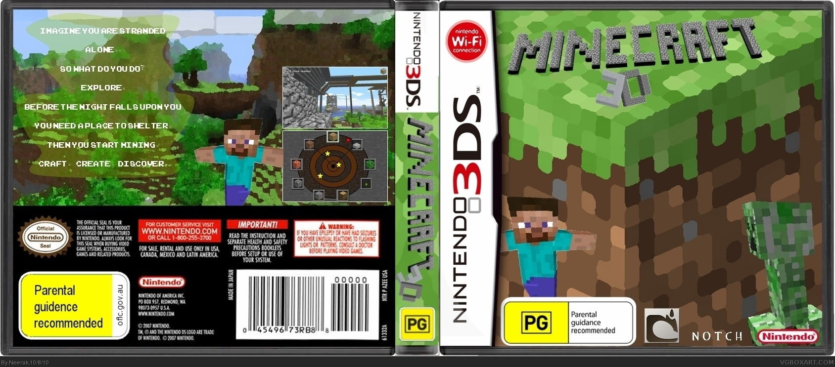 Minecraft for 3ds - 8