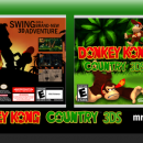 Donkey Kong Country 3DS Box Art Cover