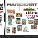 Mario Kart + Mario Party Collection Box Art Cover