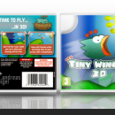 Tiny Wings 3D Box Art Cover